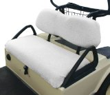 Fleece Golf Cart Seat Covers